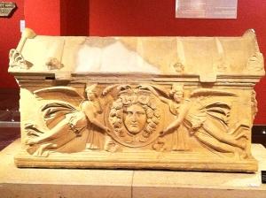Roman Tomb, Antalya, Turkey