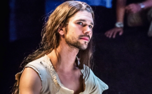 Ben Whishaw as Dionysos